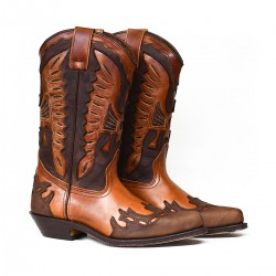 TEXAN BOOT DOBLE LEATHER