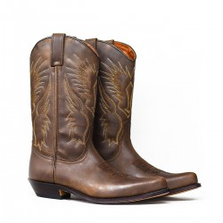 TEXAN BOOT NOBUK
