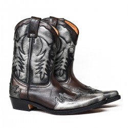 SMALL TEXAN BOOT