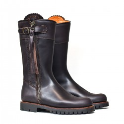 HUNTING BOOT WITH WATER PROOF LEATHER
