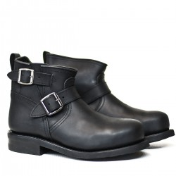 ENGINEER SMALL BOOT WITH STEEL TOE-CAP