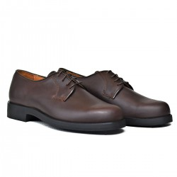 SHOE OF LEGGING BLUCHER