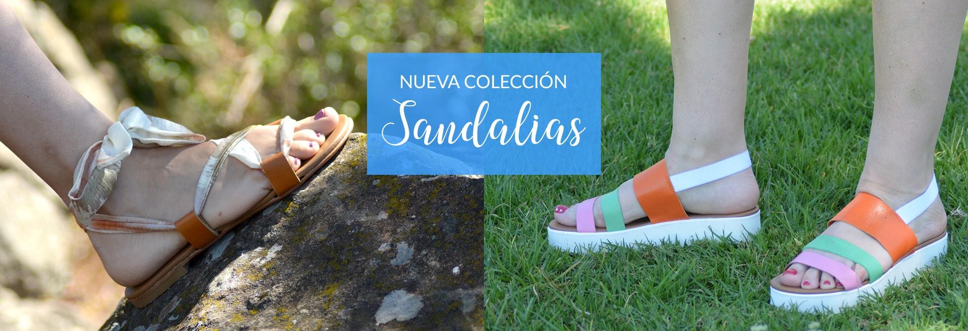 Nueva Colección Sandalias